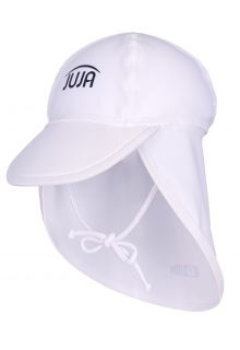 JUJA---UV-Sun-Cap-for-babies---Solid---White