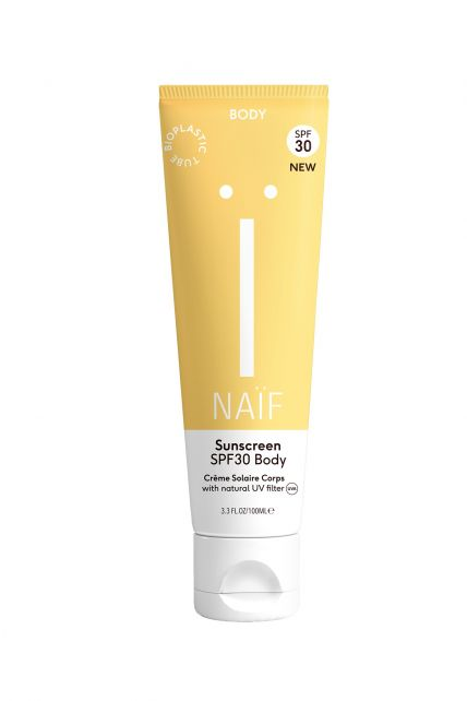 Naïf---Natural-sunscreen-body---SPF30---100ml